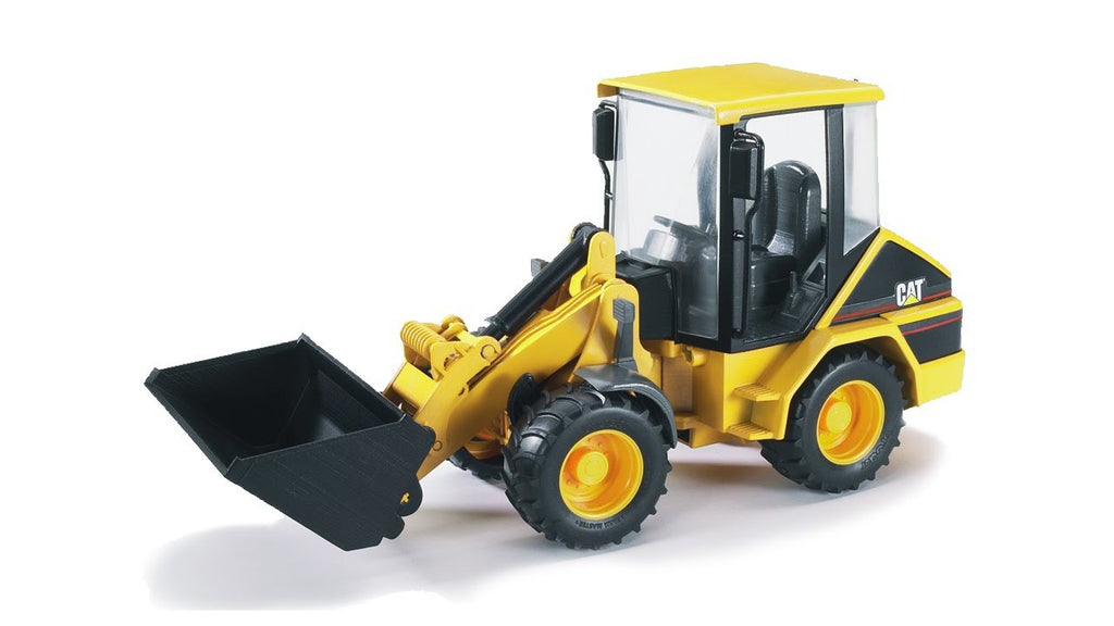 Bruder Caterpillar Front End Wheel Loader, Yellow - 02442