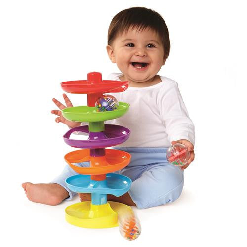 Earlyears Whirl N Go Ball Tower - 00388