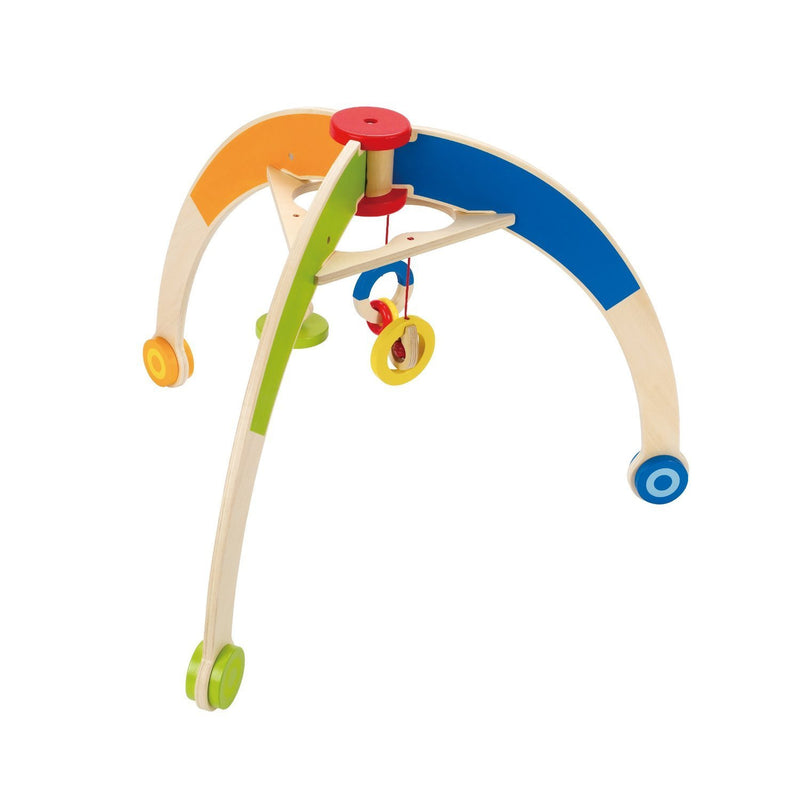 Hape My First Gym Wooden Mobile - E0032