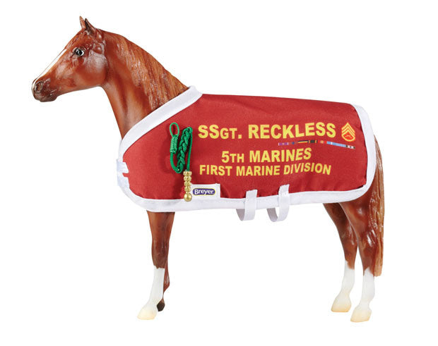 Breyer - 1493 | Traditional: Sergeant Reckless
