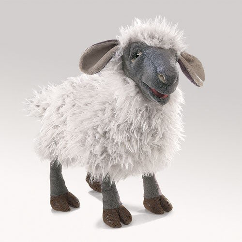 Folkmanis Puppets Bleating Sheep Puppet - 3058