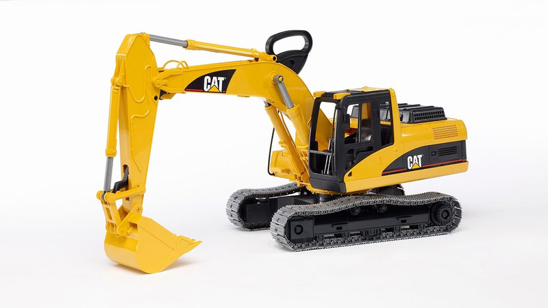 Bruder Caterpillar Excavator, Yellow - 02439