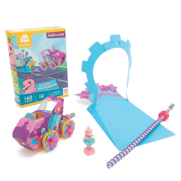 GoldieBlox Dream Racer 40 Pieces