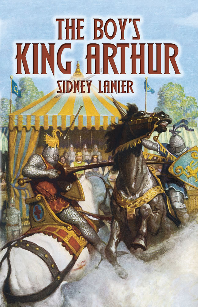 Boy's King Arthur Book