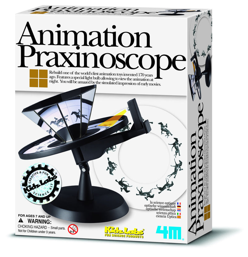 4M Animation Science - P3255