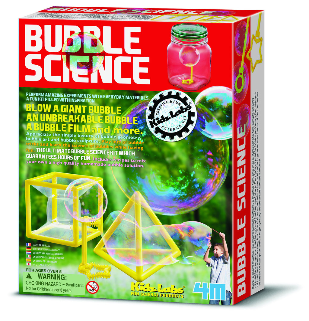 4M Bubble Science Experiments - P3351