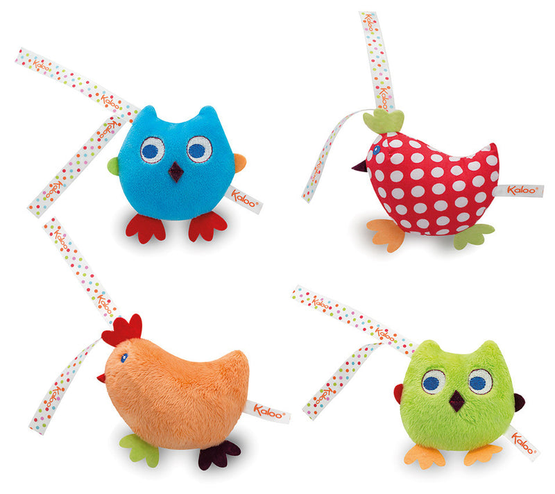 Kaloo Colours Musical Owl/Bird