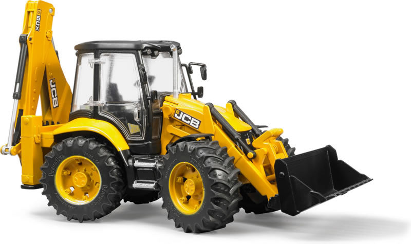 Bruder - 02454 | Construction: JCB 5CX Eco Backhoe Loader