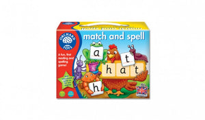 Orchard Toys Match & Spell Puzzle Game
