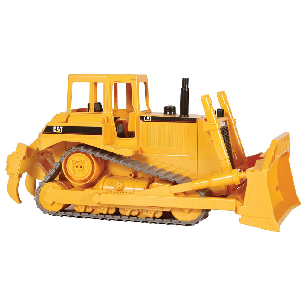 Bruder Caterpillar Bulldozer, Yellow - 02424