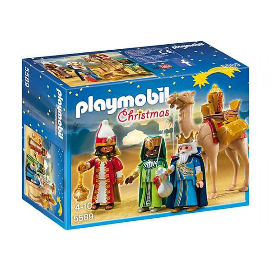 Playmobil - 5589 | Christmas: Three Wise Kings