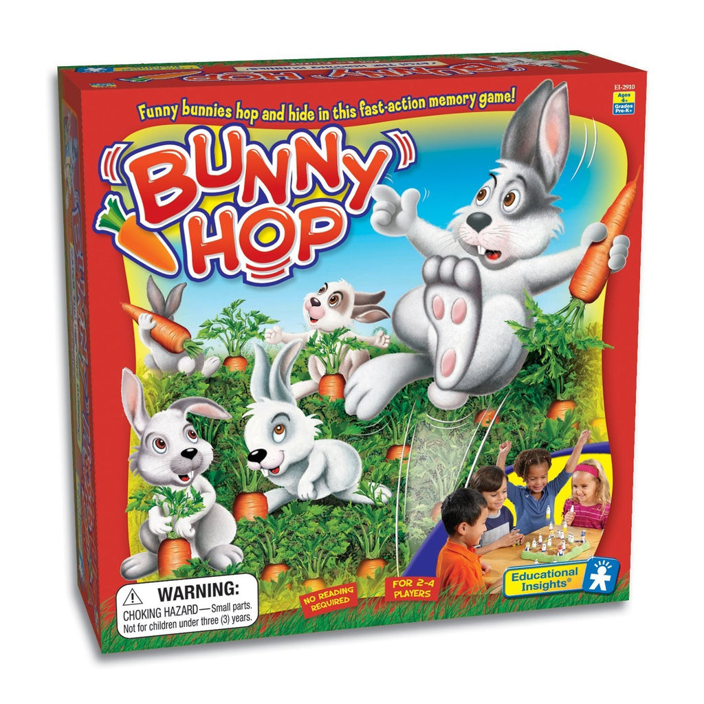 Bunny Hop Game
