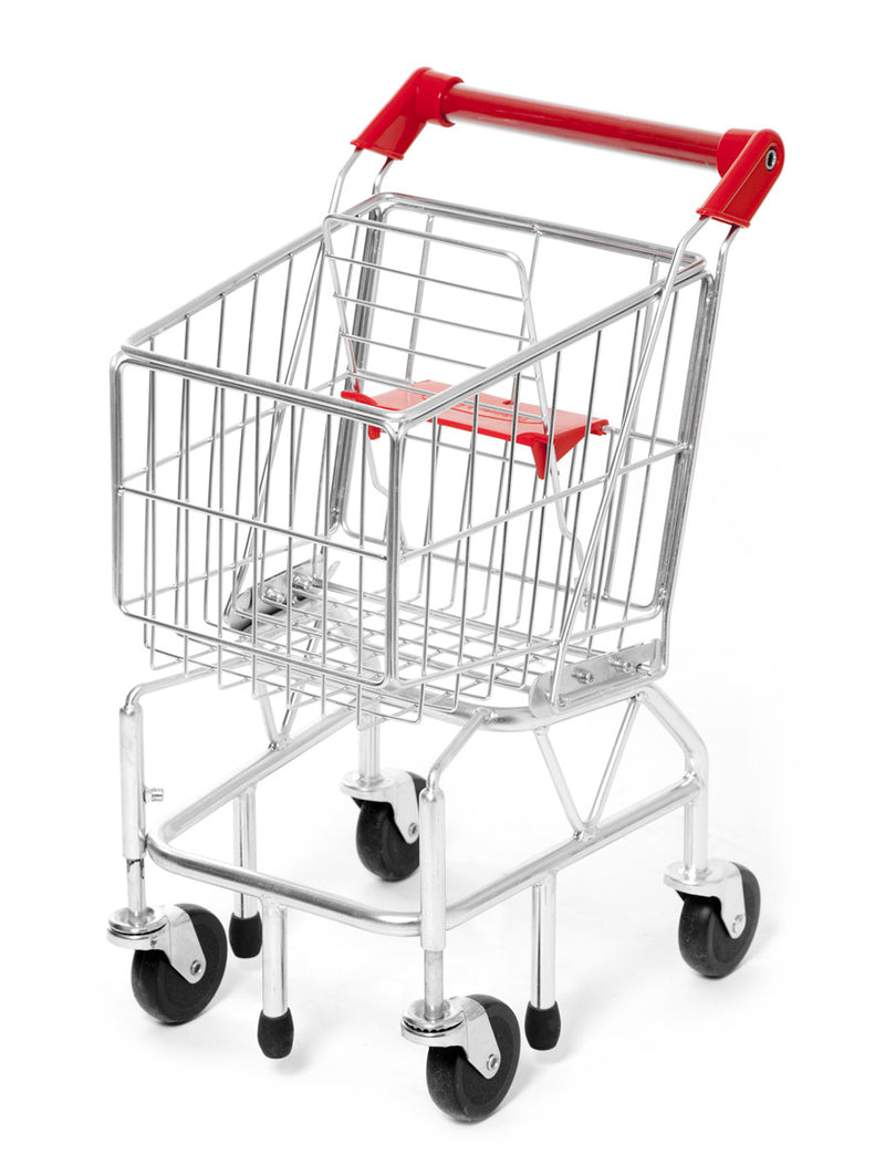 Melissa & Doug 14071 Metal Shopping Cart / Trolley