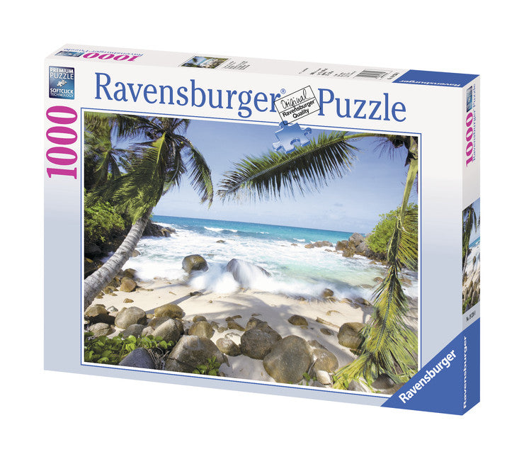 Ravensburger 1000 Pieces Puzzle Seaside Beauty - 19238