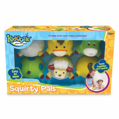 Kidoozie Mix N Match Squirty Pals G02497