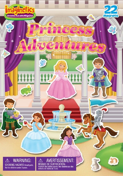 Imaginetics Princess Adventures