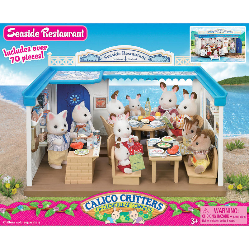 Calico Critters - CC1568 | Seaside Restaurant