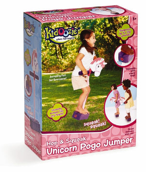 Unicorn Pogo Jumper - G02447