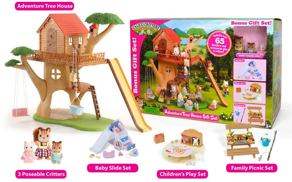 Cc2067 Adventure Treehouse Gift Set