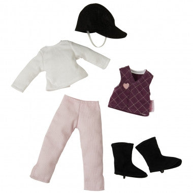 Corolle - W9384 | Les Cheries Equestrienne Set