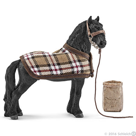 Schleich Frisian Horse Care Set - 42269