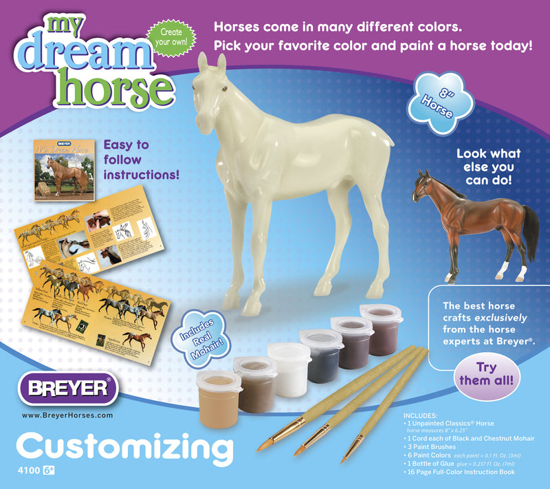 Breyer Horse Craft with Mohair - 4100