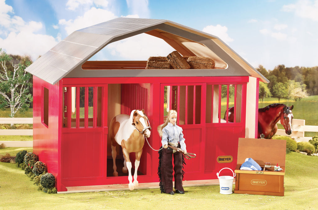 Breyer - 307 | Traditional: Two-Stall Barn