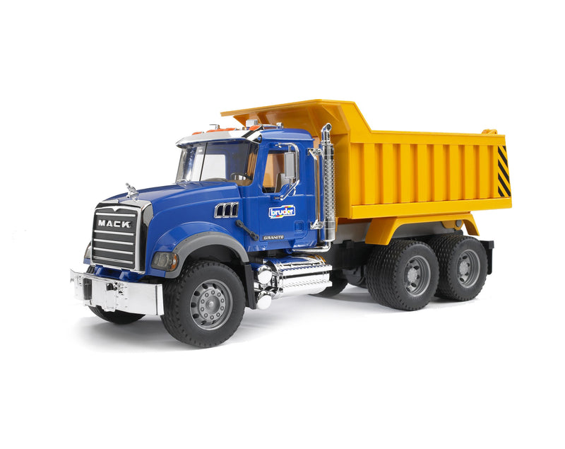 Bruder - 02815 | Construction: Mack Granite Tip Up Truck