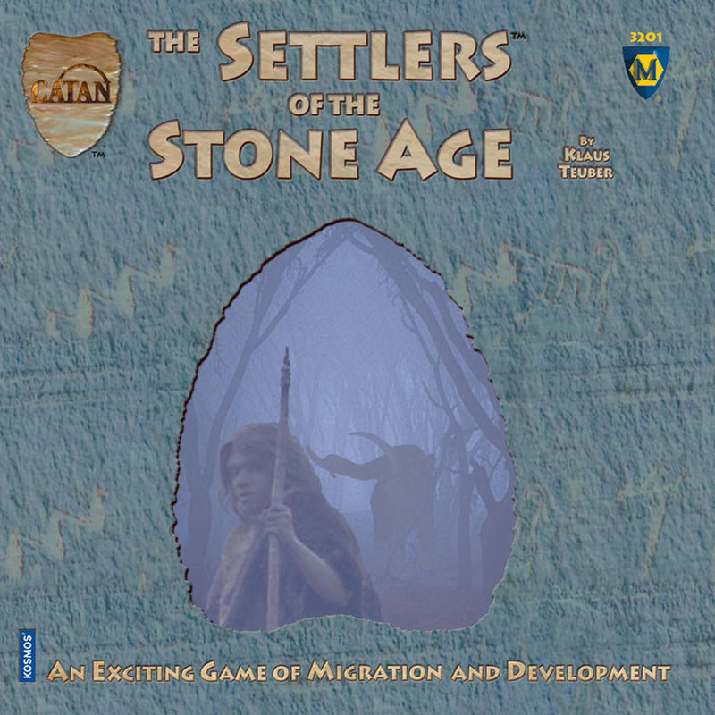 Catan Histories: Settlers Of Stone Age