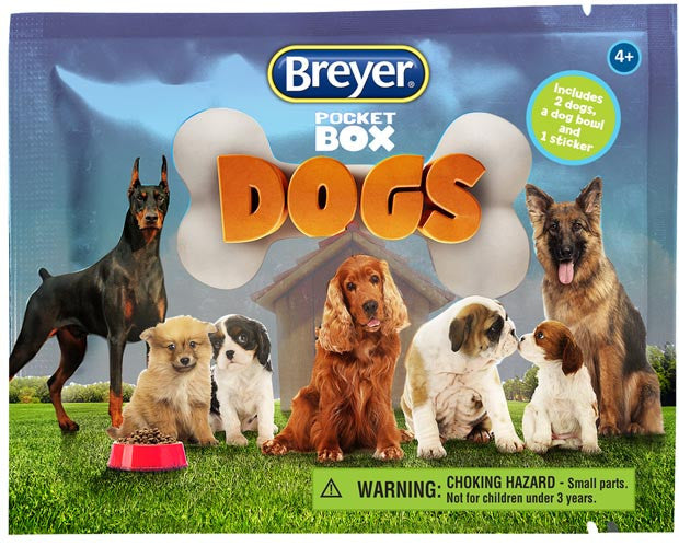 Breyer Pocket Dogs Mystery Bag - 1583