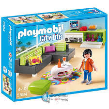 Playmobil Modern Living Room - 5584