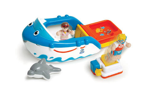 WOW Toys Danny's Diving Boat