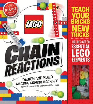 Klutz LEGO Chain Reaction Contraptions