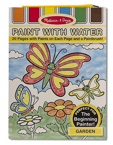 Melissa & Doug 4167 Paint With Water - Garden