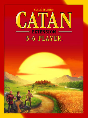 Catan 5Th Edition 5-6 Player Extension