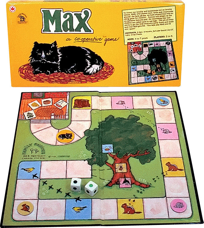 Family Pastimes Max Game