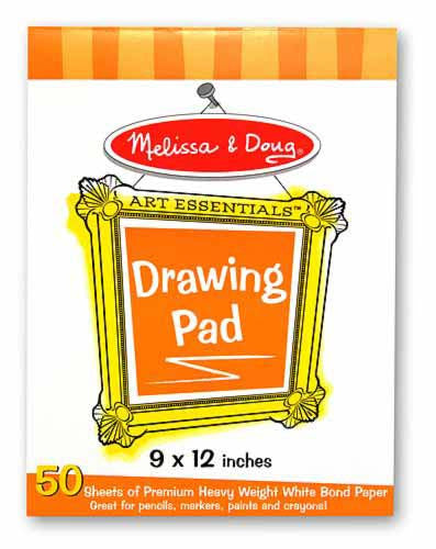 Melissa & Doug 14108 Drawing Pad - 23 x 30 cm