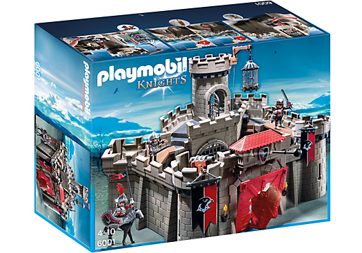 Playmobil Hawk Knights Castle - 6001
