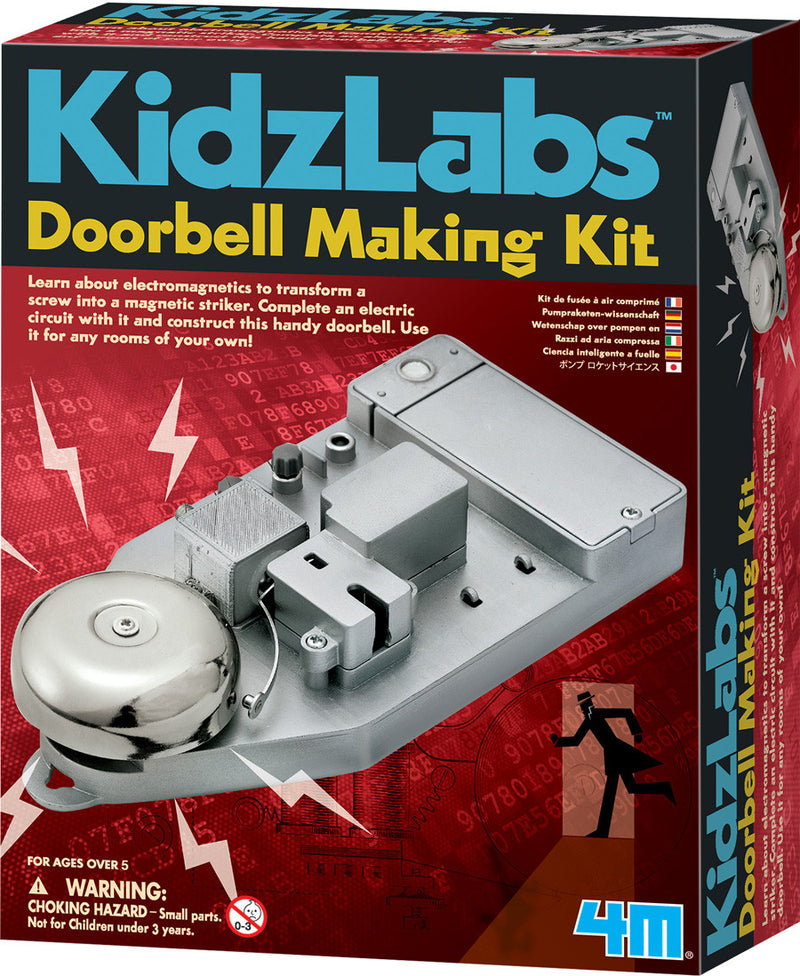4M Doorbell Making Kit - P3368