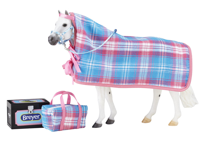 Breyer - 2061 | Traditional: Going To The Horse Show Set