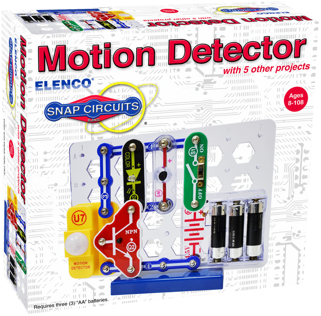 Elenco Snap Circuits Motion Detector - SCP-13