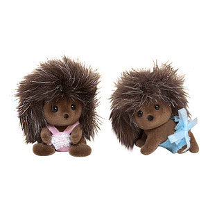 Calico Critters - CF1429 | Pickleweeds Hedgehog Twins