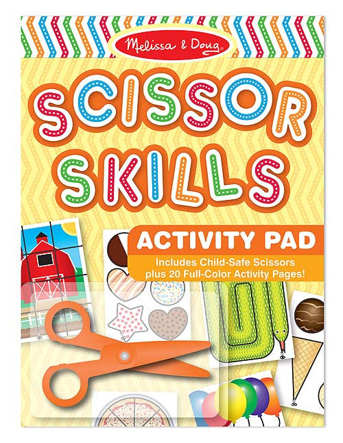 Melissa & Doug 2304 Scissor Skills Activity Pad