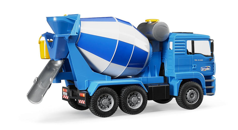Bruder - 02744 | Construction: MAN TGA Cement Mixer