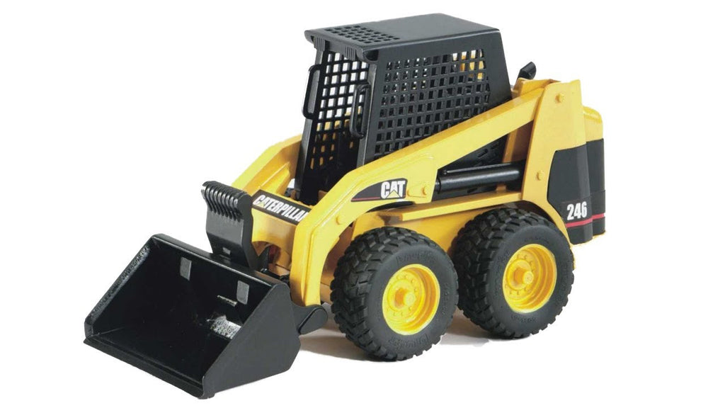 Bruder Caterpillar Skid Steer Loader - 02435