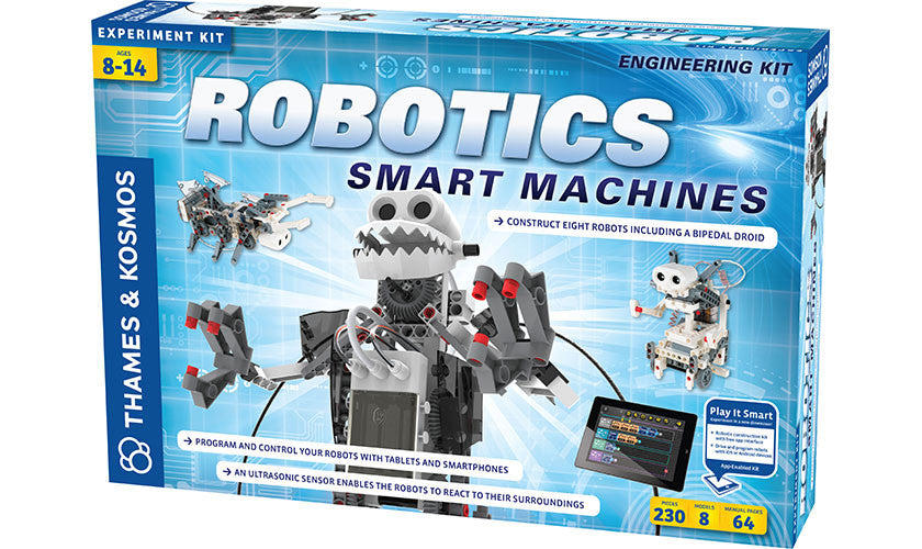 Robotics: Smart Machines T620375