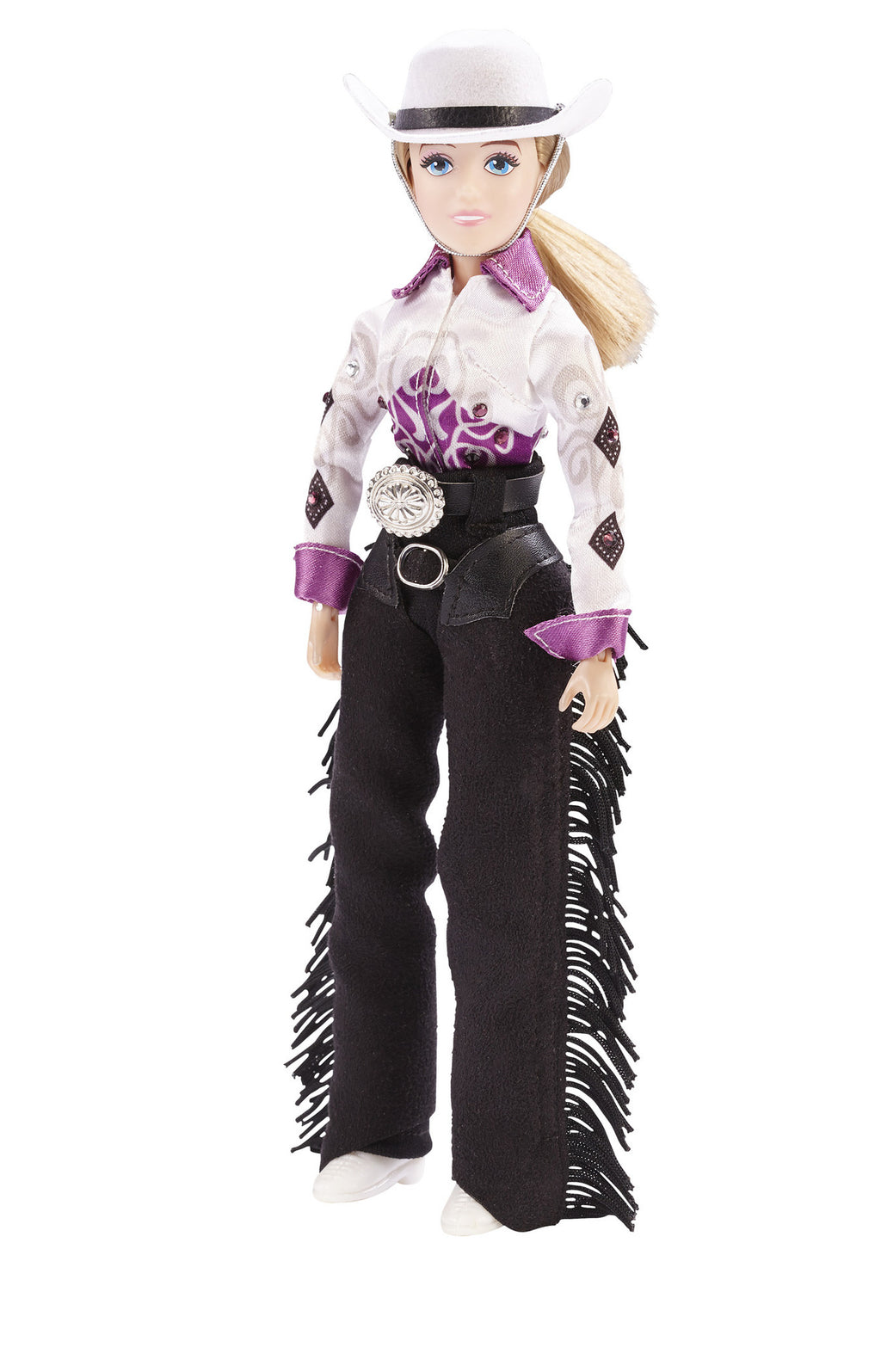 "Breyer - 541 | Traditional: Cowgirl Taylor 8"" Figure"