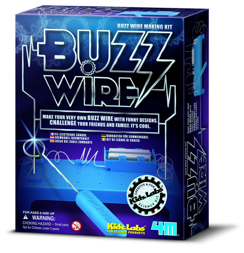 4M Buzz Wire Making Kit - P3230