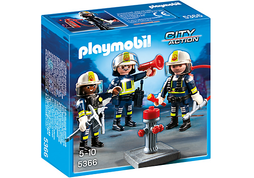 Playmobil - 5366 | City Action: Fire Rescue Crew