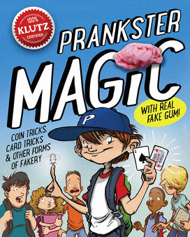 Klutz Prankster Magic Guidebook